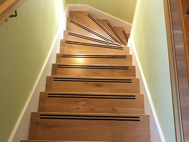 Escalier à Viarmes